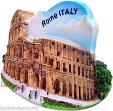 Colosseum Coliseum Flavian Amphitheatre Rome Italy Refrigerator 3D Magnet New