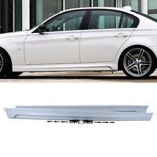 2 BAS DE CAISSE M PERFORMANCE POUR BMW SERIE 3 E90 E91 BERLINE TOURING