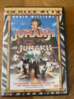 Jumanji (DVD, 2000, Collectors Edition)