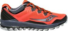 Saucony Peregrine 8 Womens Trail Running Shoes - Red
