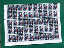 Nederland NVPH 1382-83 Halve Vellen Rode Kruiszegels 1987 Postfris
