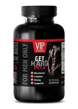 Maca - GET HARD PILLS FOR MEN ONLY - energy vitamins for men - 1 Bottle