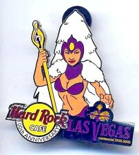 Hard Rock Cafe Pin *Rare L.E.*Las Vegas 100th Anniv* 2005 Mint Cond'N