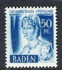 Baden 1 German & Colonies Stamps