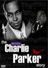 THE CHARLIE PARKER STORY - 2008 BBC LEGENDS DOCUMENTARY + BONUS DVD JAZZ FEATURE
