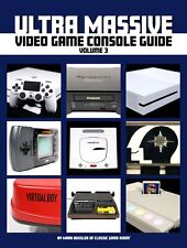 Ultra Massive Video Game Console Guide Volume 3 *NEW* Signed Upon Request