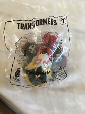 2018 Transformers McDonald's Happy Meal Toy - Windblade #7