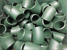 "Wholesale Bulk Lot of 70 Butt Weld 45 Degree Elbow Pipe Fittings 4"" Steel"