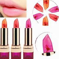 Long Lasting Crystal Jelly Lipstick Color Changing Lip Gloss Lip Balm Makeup Neu