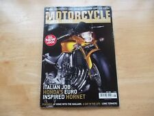 MOTORCYCLE SPORT & LEISURE 560 MAY 2007 PRISTINE SEE PHOTO FOR CONTENT HONDA