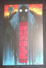 Rumble Vol.1 What Color Of Darkness Image Graphic Novel John Arcudi NM
