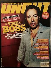 UNCUT Magazine - Bruce Springsteen September 2002 issue - reader copy