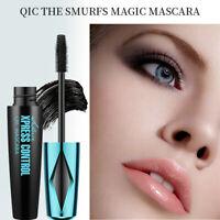 4D Silk Fibre Mascara Waterproof Eyelashes Lash Long Lasting Extension Makeup WL