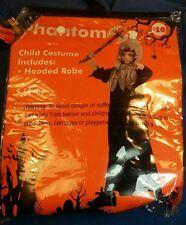 Phantom Halloween Costume Child sz S (4-6) NIP
