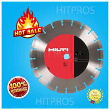 Hilti Dc D Up S 14 In X 1 In Diamond Blade 5 Pack Brand New Fast Shipping