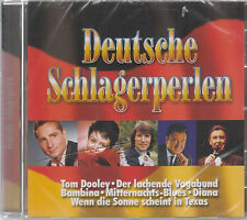 Various deutsche Schlagerperlen (audio Cd)