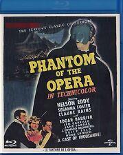Phantom der Oper 1943 ( Horror Kult Klassiker BLU-RAY ) mit Claude Rains