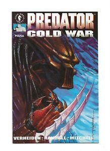 Predator Cold War #1,2,3,4 (1991) #1-4 High Grade NM 9.4