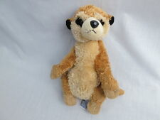 Handmade Aurora Flopsie Plush Meerkat Manor Plush Stuffed Animal Wildlife Toy