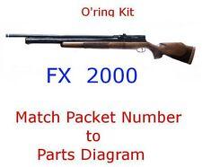 FX 2000 O'ring Kit