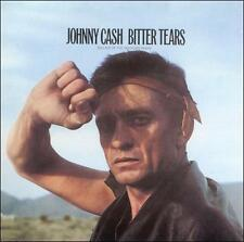 Johnny Cash Sings The Ballads Of The American Indian: Bitter Tears (Audio CD)
