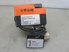 Belimo 12 Ball Valve And Tr24 3 Us Actuator B210 12 Cv 12 Nos