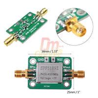 RF Wideband Amplifier 0.6-60dB Low Noise LNA Broadband Module Receiver