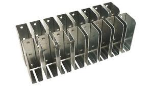 Spriegellasche Einstecktasche Spriegelbrett (Planenaufbau) 16er Spriegeltasche