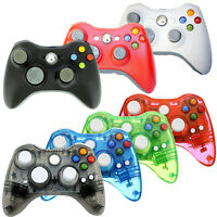 Wireless/Wired Controller Gamepad Joystick for Xbox 360 Console PC - US STOCK