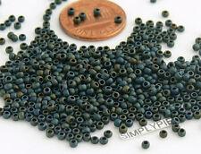 TINY BEADS 11/0 Toho Glass Seed Beads 10-Grams Choose Color