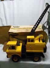 Vintage Toy TONKA 3940 MIGHTY TONKA MOBILE CRANE w BOX nice & Clean!