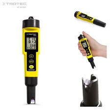 Trotec Bw10 Testeur Digital de Ph Mètre pour Piscine / Aquarium