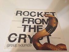 Rocket From The Crypt Group Sounds Vinyl LP Record 1st Press 2001 hot snakes NEW
