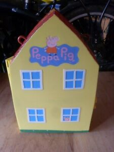 PEPPA PIG A FRAME HOUSE   SHELL ONLY.
