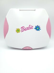 Barbie Portable Laptop Pretend Online Toy Computer BE-184 2003 Tested GUC