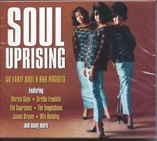 Soul Uprising - 50 Early Soul & R&B Nuggets (2CD 2012) NEW/SEALED