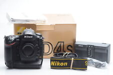 Nikon D4S DSLR 16.2MP Digital Camera Body #477