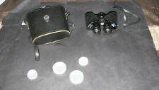 Vintage Swift Aerolite 7 x 35 Model 735 Binoculars w Case VG Clean