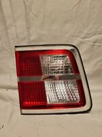 221  2007-2010 Saturn Outlook Driver Left Side Tail Light Taillight Oem 15114446