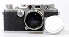 Leica III C No. 476805 me summitar 5cm 50mm 1:2