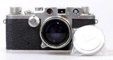 Leica III C no. 476805 mi Summitar 5cm 50mm 1:2