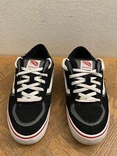Vans Rowley 66/99 Black Gray Suede Men's Size 7