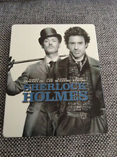 Sherlock Holmes [Premium Collection] Blu-ray Steelbook