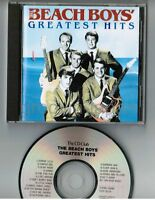 THE BEACH BOYS  Greatest Hits JAPAN MAIL ORDER-ONLY CD FECP30234 w/PS Booklet