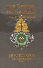 THE RETURN OF KING (SIGNORE DEGLI ANELLI 3) di J. r. r. Tolkien Copertina rigida