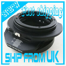 Kipon Tilt & Shift Nikon F Lens To Canon EOS M EF-M Mount T&S Adapter Mirrorless
