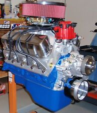 FORD 347 STROKER / 495 HORSEPOWER CRATE ENGINE / PRO-BUILT / NEW 5.0 302 331 SBF