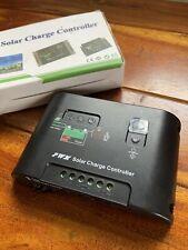 12V/24V PWM Solar Charge Controller MCU control 17 Work Mode