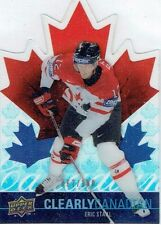09-10 UD Clearly Canadian  Eric Staal  /100