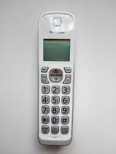 Panasonic KX-TGDA50W Dect 6.0 Additional Cordless Handset ONLY for KX-TGD533W